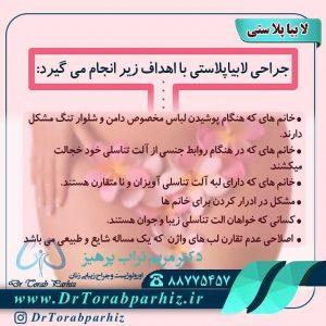 جراحی لابیاپلاستی